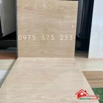 Gạch giả gỗ 60x60 màu đẹp bóng kiếng giảm giá