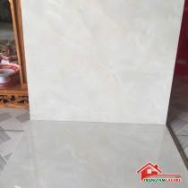 Gạch lát nền giá rẻ 60x60 bóng  kiếng cmc 65012
