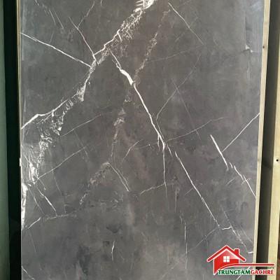 Gạch ốp mặt tiền lát nền 60x120 đen vân trắng ấn độ cao cấp