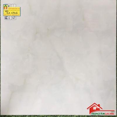 Gạch lát nền 60x60 FICO bóng kiếng toàn phần QA6806