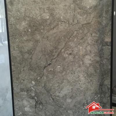 Gạch ốp lát cao cấp 80x160 ấn độ bóng kiếng vân đá màu xám