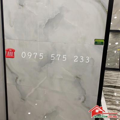 Gạch cao cấp lát nền 60x120 bóng kiếng nhập khẩu tại bạc liêu