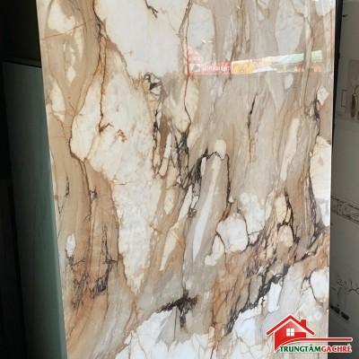 Gạch ốp lát 80x160 đá marble siêu bóng kiếng cao cấp nhập khẩu