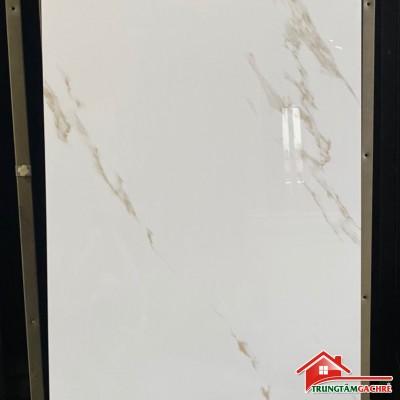 Gạch granite 600x1200 trắng vân mây vàng ấn độ bóng kiếng giá tốt quận tân bình