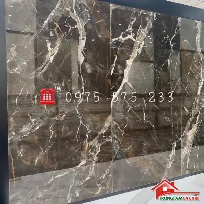 Gạch siêu bóng ốp lát mặt tiền nền nhà 60x120 cao cấp nhập khẩu