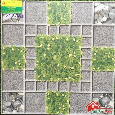 Gạch vitto 50x50 sân vườn đẹp 3782