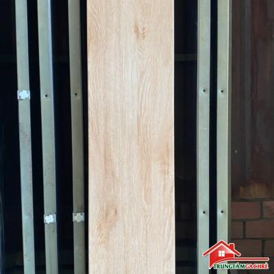 Gạch giả gỗ lát nền phòng khách phòng ngủ đẹp 20x100 cao cấp