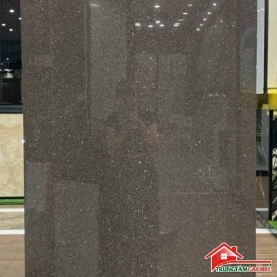 Gạch khổ to lớn ấn độ 80x120 mẫu mới vân đá nâu chất lượng cao cấp tphcm
