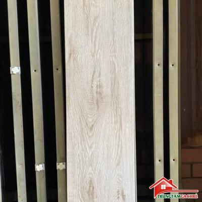 Gạch lát giả gỗ 20x100 thớ gỗ dại đẹp