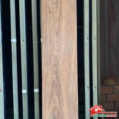 Gạch giả gỗ vàng nâu 20x100 cao cấp giá rẻ