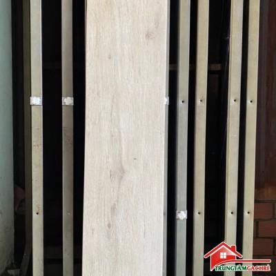 Gạch giả gỗ ốp lát 20x100 mới nhất hiện nay