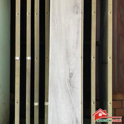 Gạch lát nền giả vân gỗ 20x120 lát nền phòng ngủ đẹp