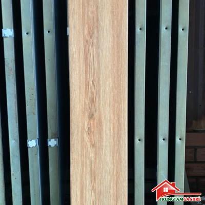 Gạch giả gỗ lát nền 15x80 phòng khách đẹp cao cấp