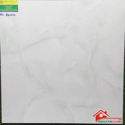 Gạch bóng kiếng toàn phần  60x60 vân xanh cmc AC66004