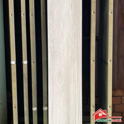 Gạch 20x120 giả vân gỗ màu xám trắng lát nền đẹp