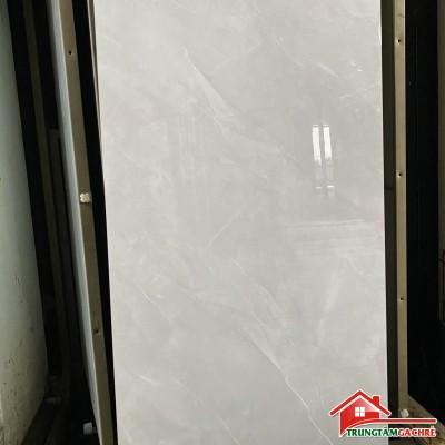 Những mẫu gạch khổ lớn 60x120 màu xám bóng kiếng mới