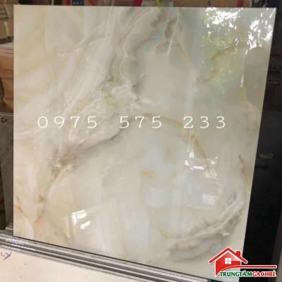 Gạch bóng kiếng 60x60 vân đá đẹp giá giảm sale