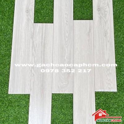 Gạch vân giả gỗ 15x80 nhập khẩu trắng xám giá tốt