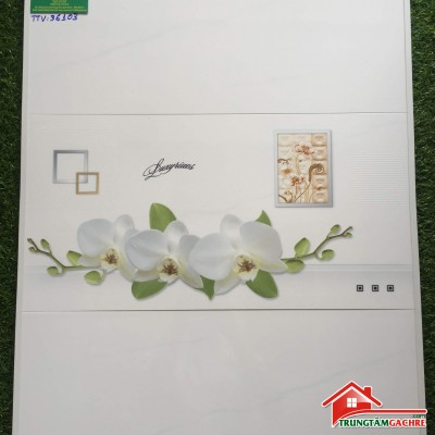 Gạch ốp tường MIKADO 30x60 phòng khách đẹp TTV36103