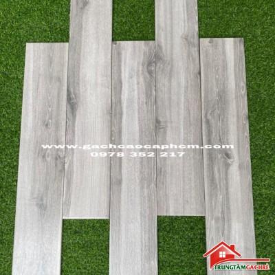 Gạch lát ốp giả gỗ 15x80 xám vân đẹp nhập khẩu giá tốt