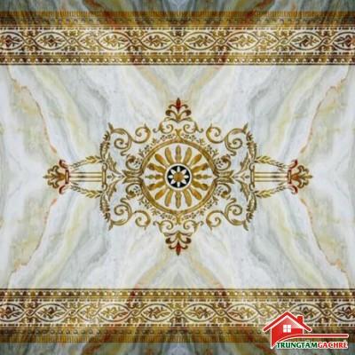 Gạch thảm tiền sảnh trang trí 5D đẹp 67AH