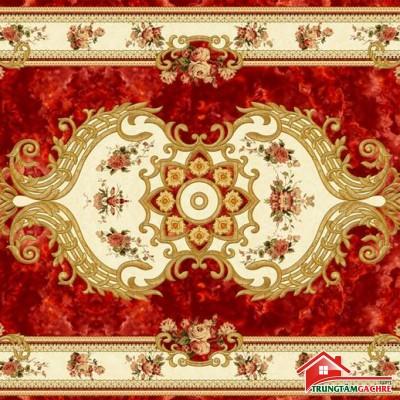 Gạch thảm tiền sảnh trang trí 5D đẹp 69AH