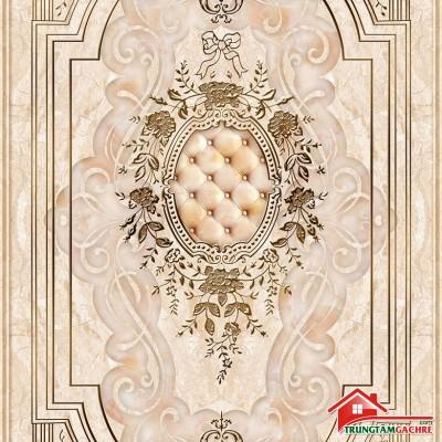 Gạch thảm tiền sảnh trang trí 5D đẹp 72AH