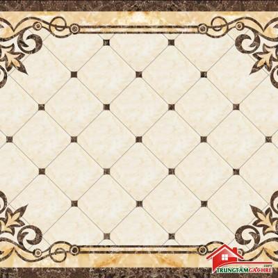 Gạch thảm trang trí phòng khách 5D đẹp77AH