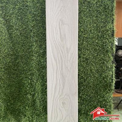 Gạch giả gỗ màu trắng gi 15x80 lát nền giá rẻ