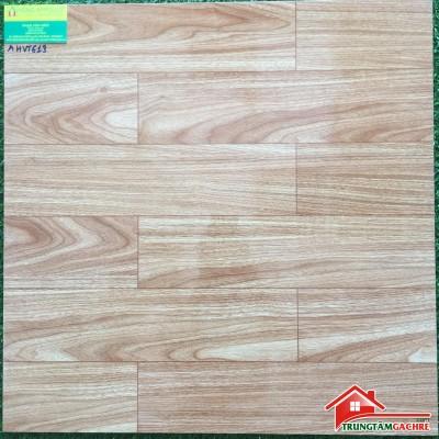 Gạch lát nền giả gỗ 60x60 vitto giá rẻ 613